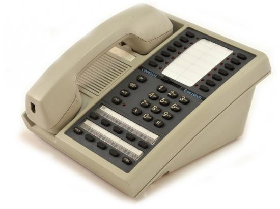 Comdial Executech II 6614E-PG Pearl Grey Phone