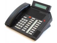 Nortel  Meridian M2616 Aries II Display Black Phone (NT2K16, NT9K16) - Grade B