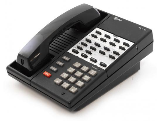 Avaya MLS-12 Black Digital Speakerphone - Grade A