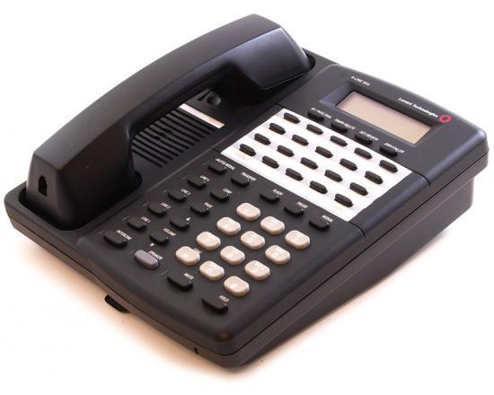 AT&T 954 20-Button Black Digital Display Speakerphone - Grade A