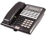 AT&T 854 20-Button Black Analog Display Speakerphone - Grade B