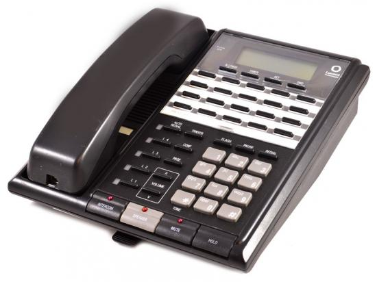 AT&T 854 20-Button Black Analog Display Phone