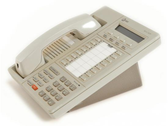 Avaya MLX-16DP White Display Speakerphone w/ Data Port - Grade A