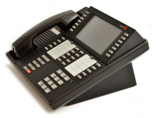 Avaya MLX-20L Black Large Display Receptionist Console