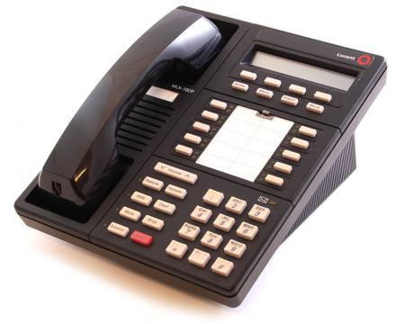 AT&T  MLX-10DP Black Digital Display Speakerphone - Grade B