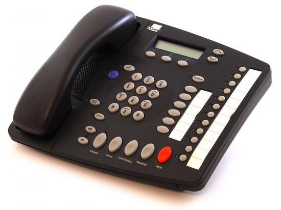 3Com NBX 1102 16-Button Charcoal  Speakerphone - Grade A