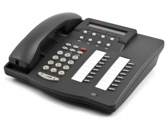 Avaya 6416D+M 16-Button Grey Digital Display Speakerphone - Grade A
