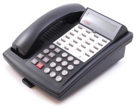 Avaya Partner 18D 18-Button Black Display Speakerphone - Grade A