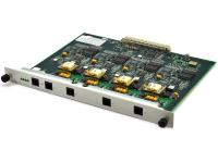 3Com NBX 100 4-Port Analog Line Card (3C10114)