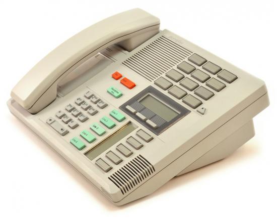 Nortel Norstar M7310 Dolphin Grey Executive Speakerphone (NT8B20)