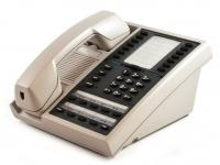 Comdial Executech 6414-PG 8-Line Standard Phone Pearl Gray