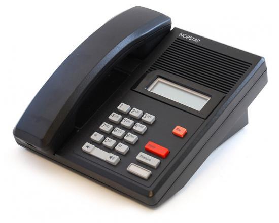 Nortel Norstar M7100 Black Basic Display Phone (NT8B14)