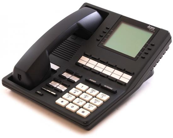 Inter-tel Axxess 550.4500 Charcoal Executive Display Speakerphone