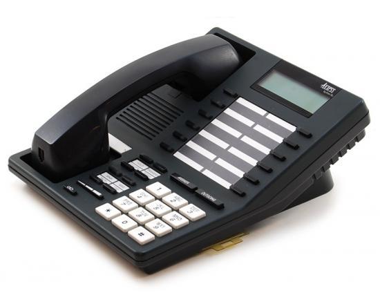 "Inter-Tel Axxess 550.4400 Charcoal Standard Display Speakerphone ""Grade B"""