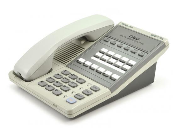 Panasonic DBS VB-42210 16 Key Standard Telephone Grey