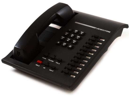 Executone Isoetec 17K/D Black Non-Display Phone (82200)