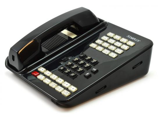 Vodavi Starplus SP61612-00 Black Enhanced Key Phone