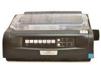 Okidata Microline 420 USB Dot Matrix Printer (91909701) - Black - Grade A