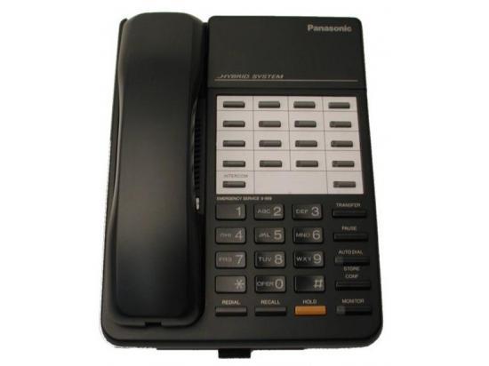 Panasonic Hybrid System KX-T7050 Black Telephone