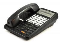 Panasonic Hybrid System KX-T7030 Black Display Speakerphone