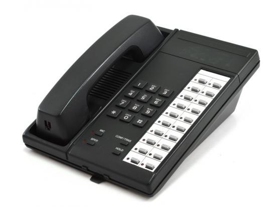 Toshiba Strata EKT6520-H 20-Button Charcoal Non-Display Phone