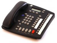 3Com NBX 1102 16-Button Charcoal Speakerphone - Grade B