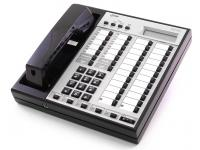 AT&T Avaya Merlin BIS-34D 34-Button Black Analog Display Speakerphone - Grade A