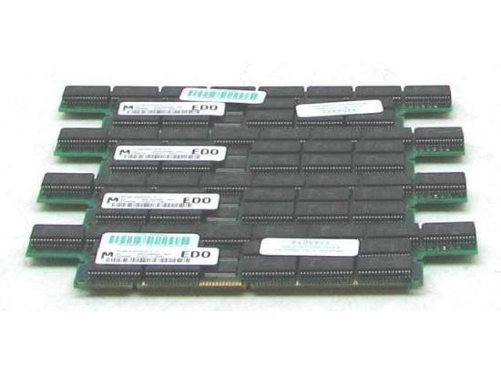 Compaq 1Gb (4x256) COMPAQ PROLIANT MEMORY 228471-002, 256MB EDO 50NS