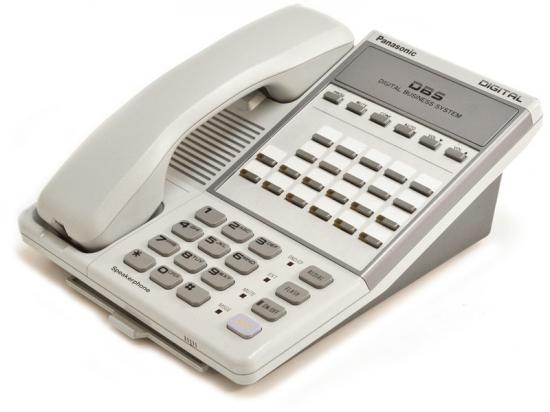 Panasonic DBS VB-43221 22 Button Grey Non-Display Speakerphone
