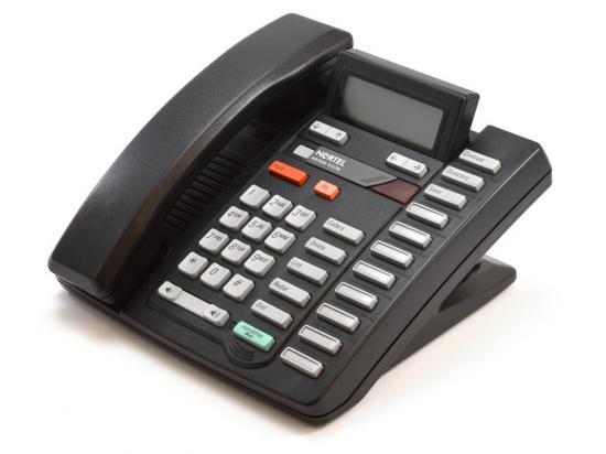 """Nortel Aastra M9316CW Black Caller ID Speakerphone (A0659641) """"Grade B"""""""