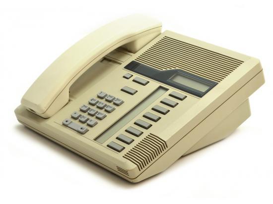 "Nortel Norstar M7208 Ash Display Speakerphone (NT8B30) ""Grade B"""