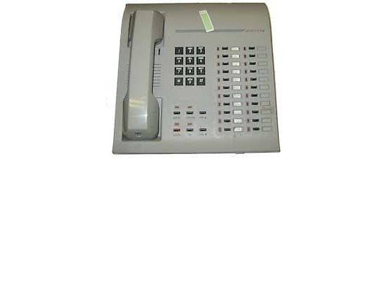 Executone Key Phone 28K/D Assembly Lt. Grey (82100)