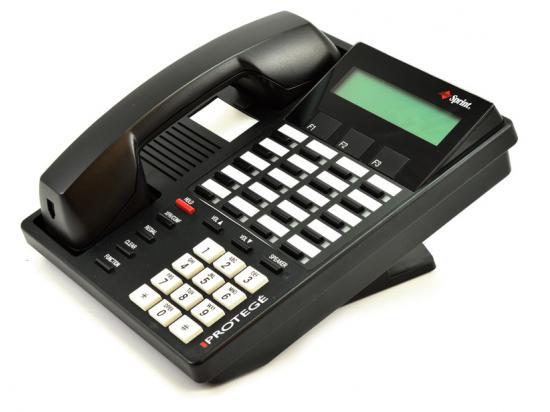 Sprint Protege Executive Set Black Display Phone (475716)