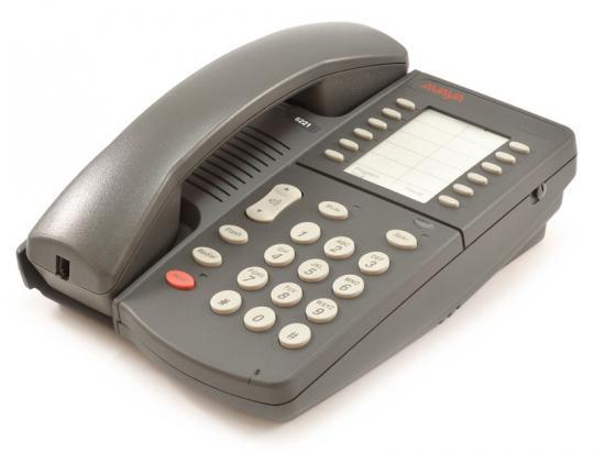 Avaya 6221 Dark Grey Analog Speakerphone - Grade A