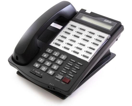 Vodavi Infinite IN9015-71 24-Button Charcoal Digital Display Speakerphone - Grade A