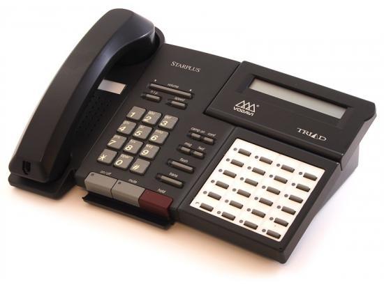 Vodavi Triad TR9015-71 24-Button Black Digital Display Speakerphone - Grade B