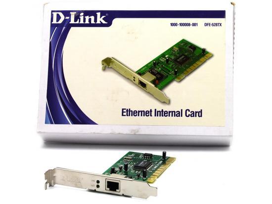 D-Link DFE-528TX 1-Port 10/100 Network Interface Card