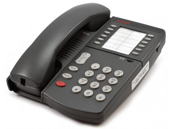 Avaya 6219 Grey Analog Phone - Grade B