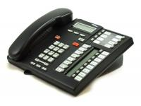 Nortel Norstar T7316E Charcoal Enhanced Executive Phone (NT8B27)