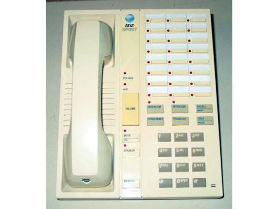 "Avaya Spirit 24 Creme Phone Speaker ""Grade B"""
