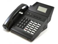Executone Isoetec Medley Model 64 Black Display Telephone (84600)