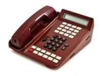 Vodavi Starplus SP61614-60 Burgundy Display Phone Grade B - Refurbished