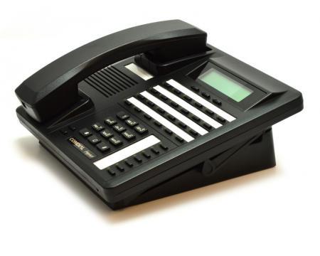 Comdial Impact SCS 8324S-FB Black Display Speakerphone