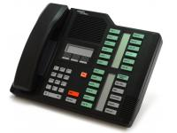 Nortel Norstar M7324 Black Receptionist Display Phone (NT8B40)