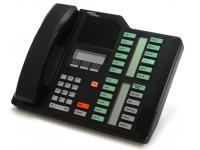 Nortel Norstar M7324 Black Receptionist Display Phone (NT8B40) - Grade B