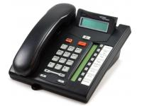 Nortel Norstar T7208 Charcoal LCD Display Speakerphone (NT8B26)