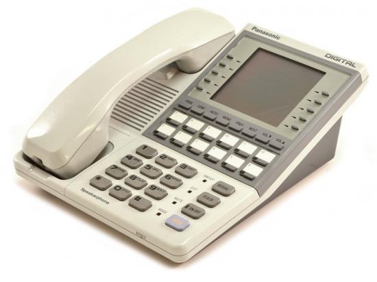 "Panasonic VB-43225 Grey Large Display Speakerphone ""Grade B"""