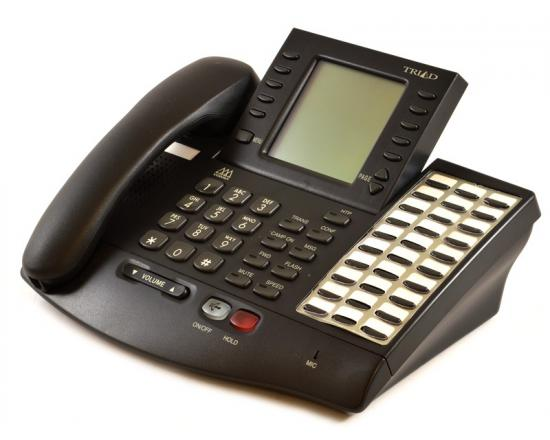 Vodavi TR9016-71 30-Button Charcoal Large Display Speakerphone