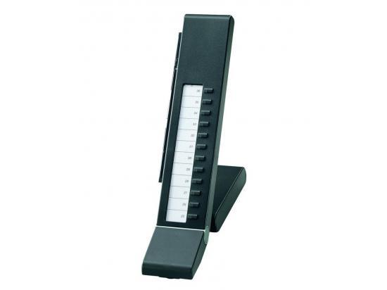 Panasonic KX-T7603-B 12-Key Black Add-On Module