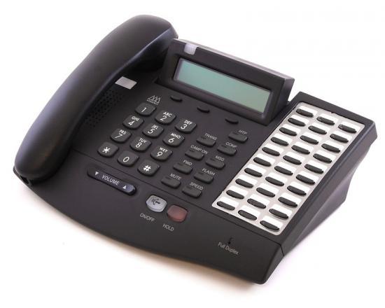 Vodavi XTS 3015-71 30-Button Black Digital Display Speakerphone - Grade A